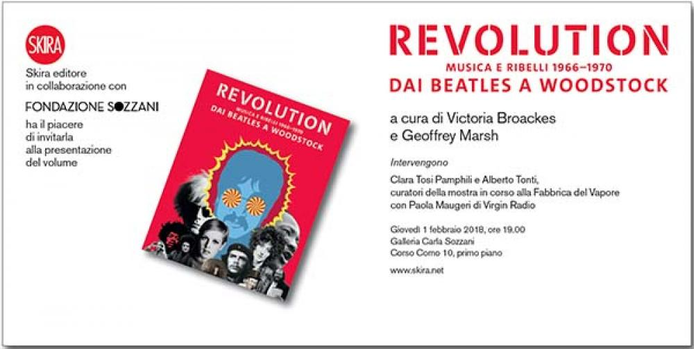 Revolution: dai Beatles a Woodstock, a Milano
