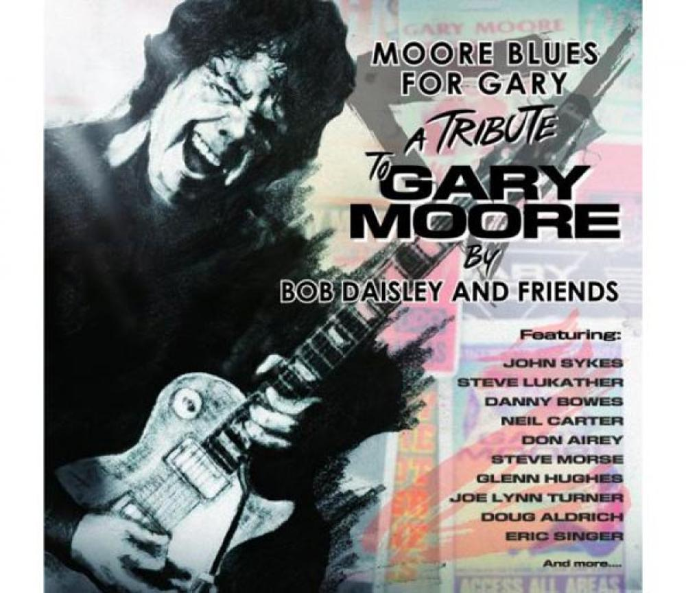 Un carico di star per il tributo a Gary Moore