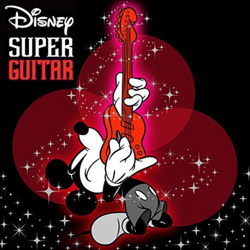 Disney Super Guitar: Topolino è un metallaro
