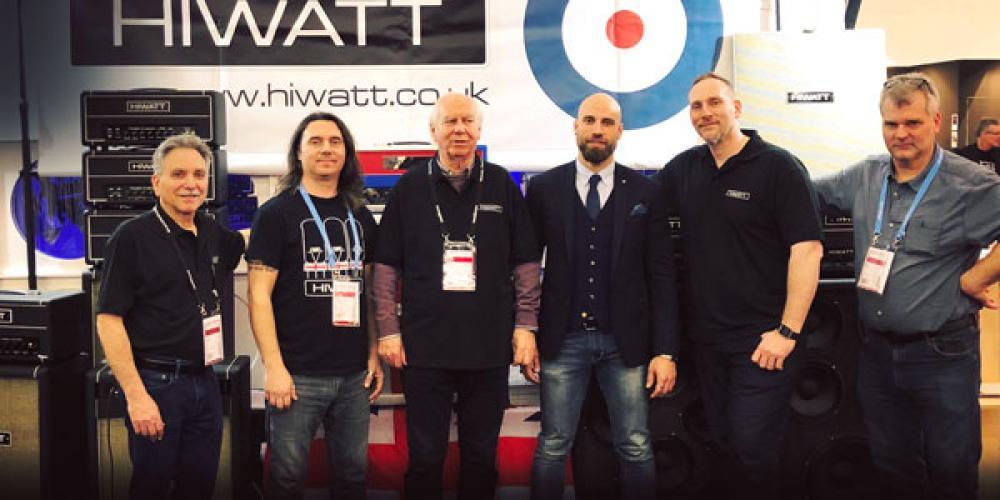 Hiwatt annuncia la rinascita