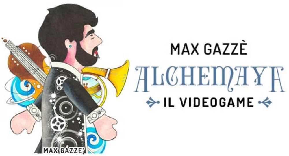 Max Gazzè diventa un videogame