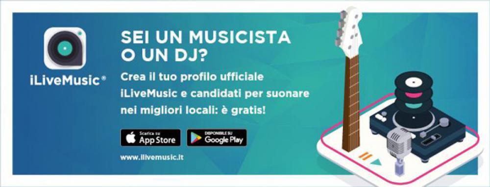 iLiveMusic: il manager per i tuoi concerti a portata di smartphone