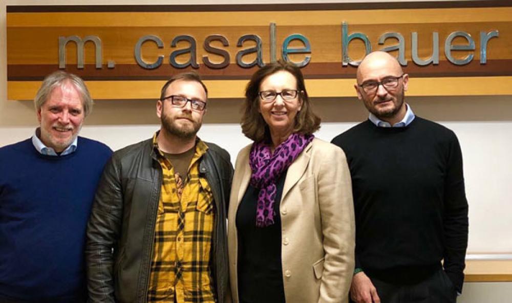 Il Made in Italy torna a casa: accordo Casale Bauer, Gurus e Baroni