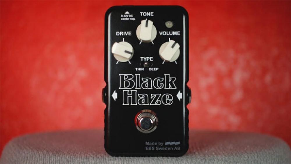 EBS Black Haze: basse e balance a tutto spiano