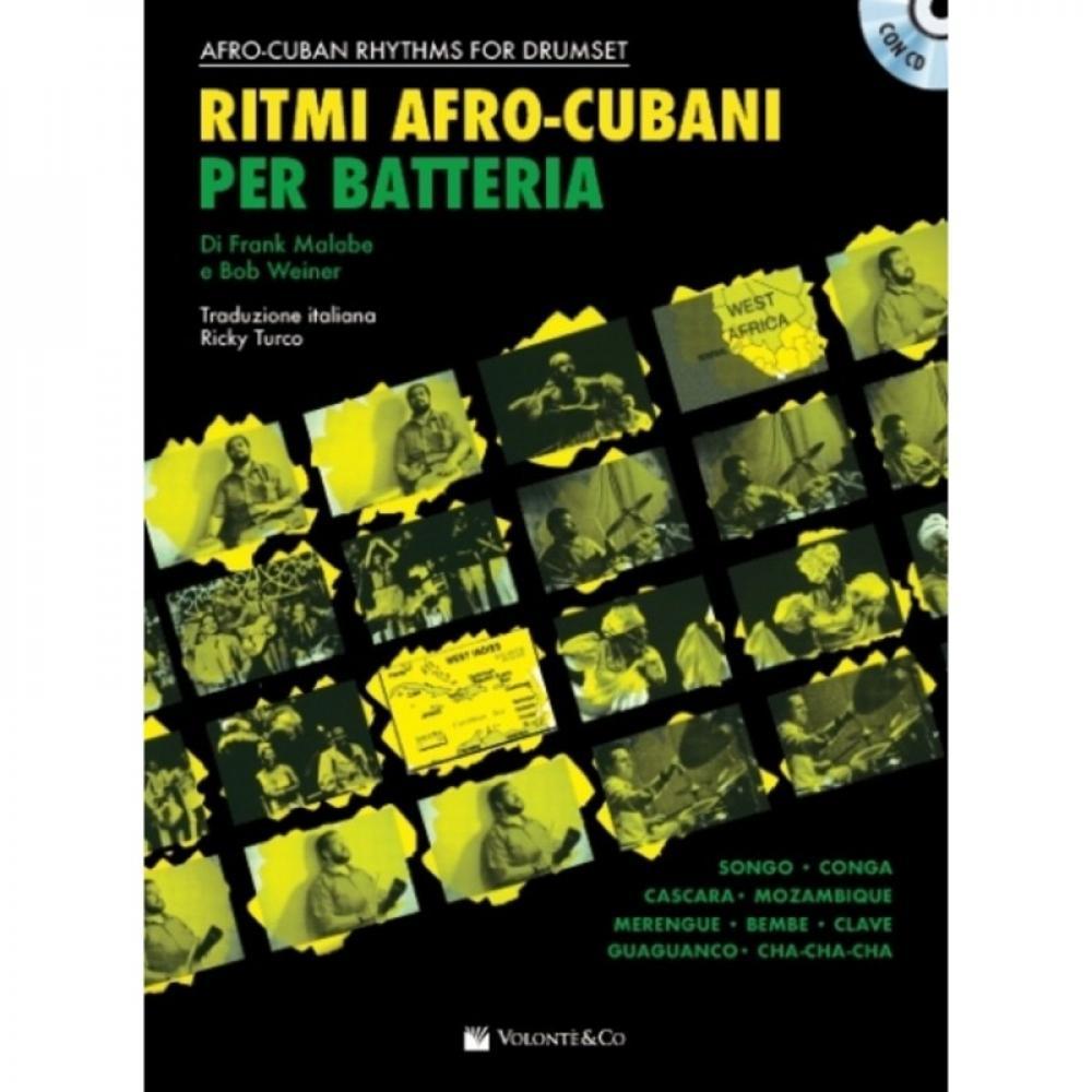 Ritmi Afro-Cubani per batteria