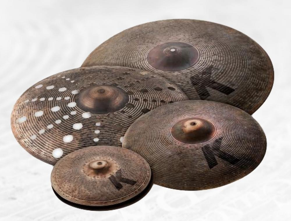 Zildjian K Custom Special Dry Collection