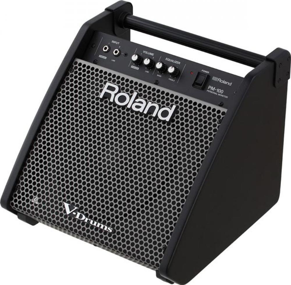 PM: l'amplificatore Roland per batterie elettroniche