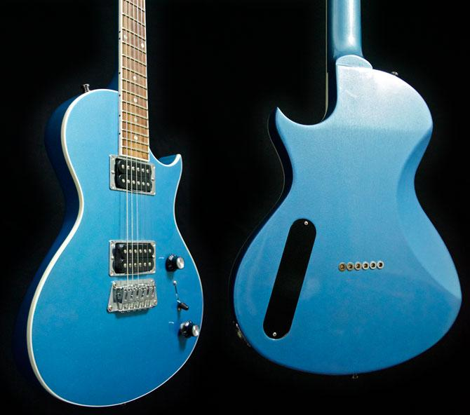 Accordo: Gibson Nighthawk Studio