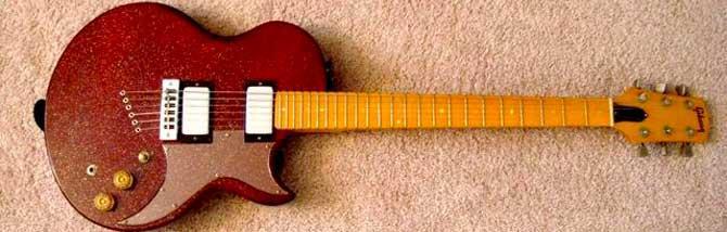Una Gibson solid body dedicata ai jazzisti