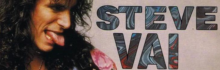 Album, la scappatella punk di Steve Vai