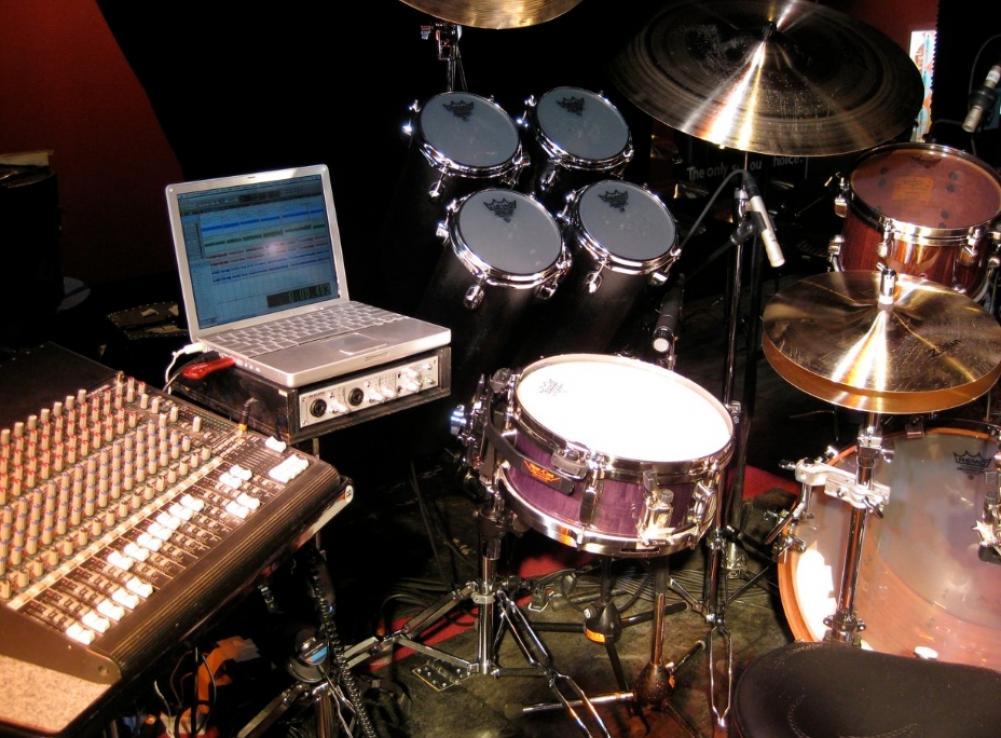 Il Setup di Simon Phillips