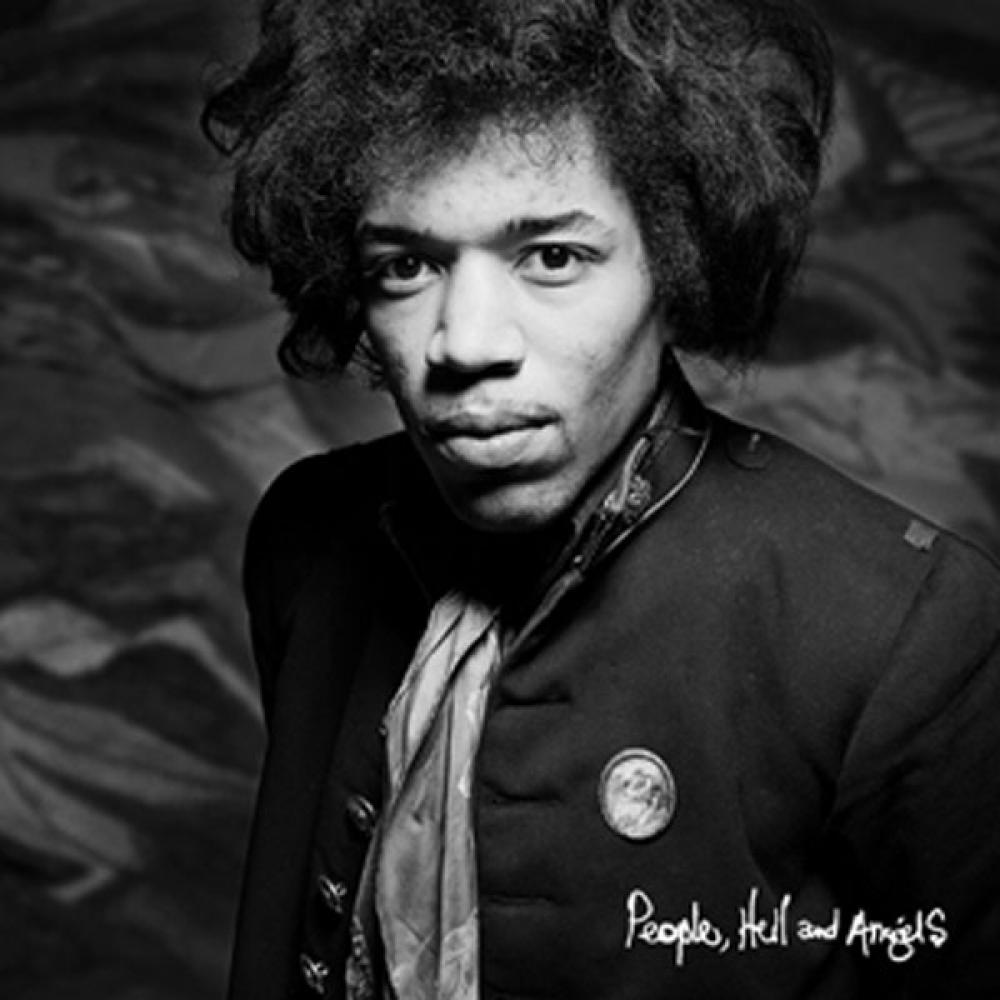 Nuovo album per Jimi Hendrix: People, Hell & Angels