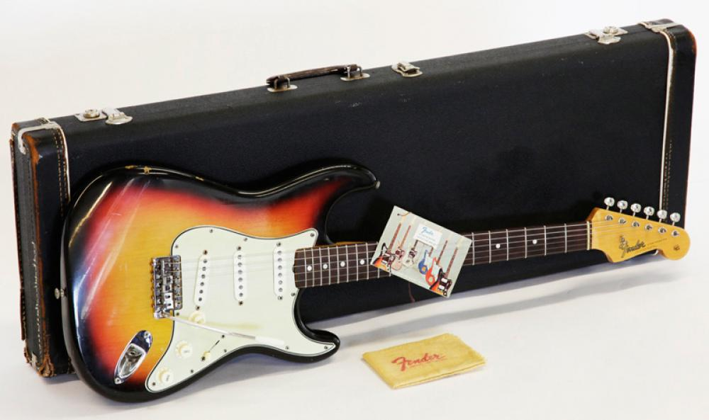 Stratocaster: she's the one!