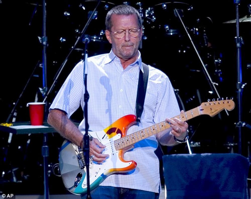 La Fender da un milione di dollari