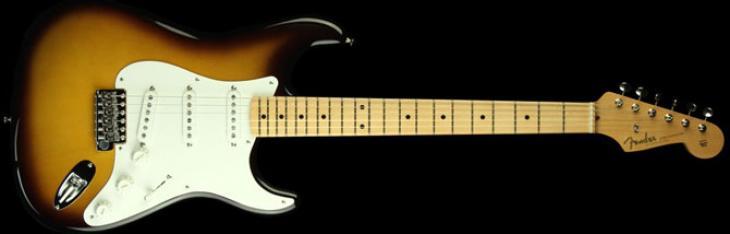 Accordo: Stratocaster AMV '56 versus a real 1956 vintage Fender