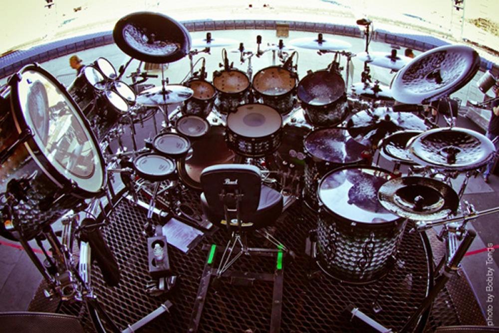 Accordo Il Setup Di Joey Jordison