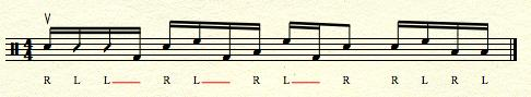 "Linear Drum Fill: ""Elettro-Hip Hop"""