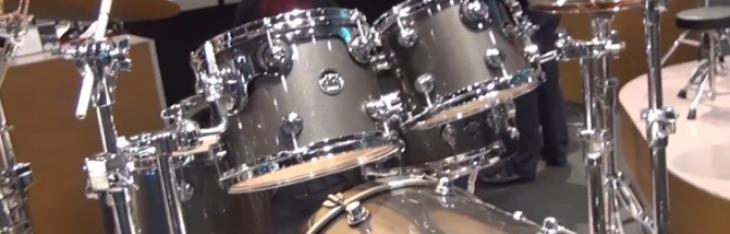 MM 2013 - DW Drums e Pdp