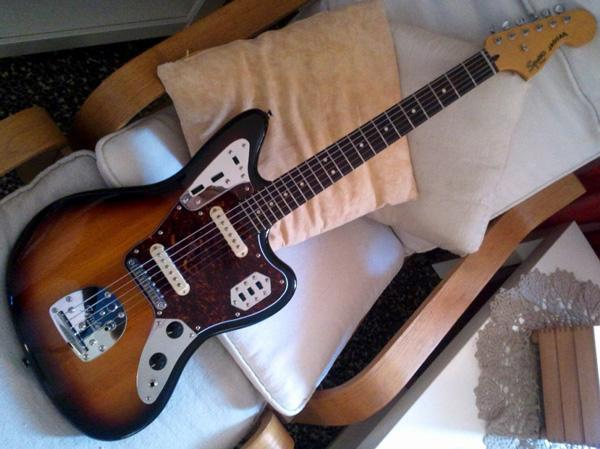 Come ti miglioro la Squier Jaguar Vintage Modified