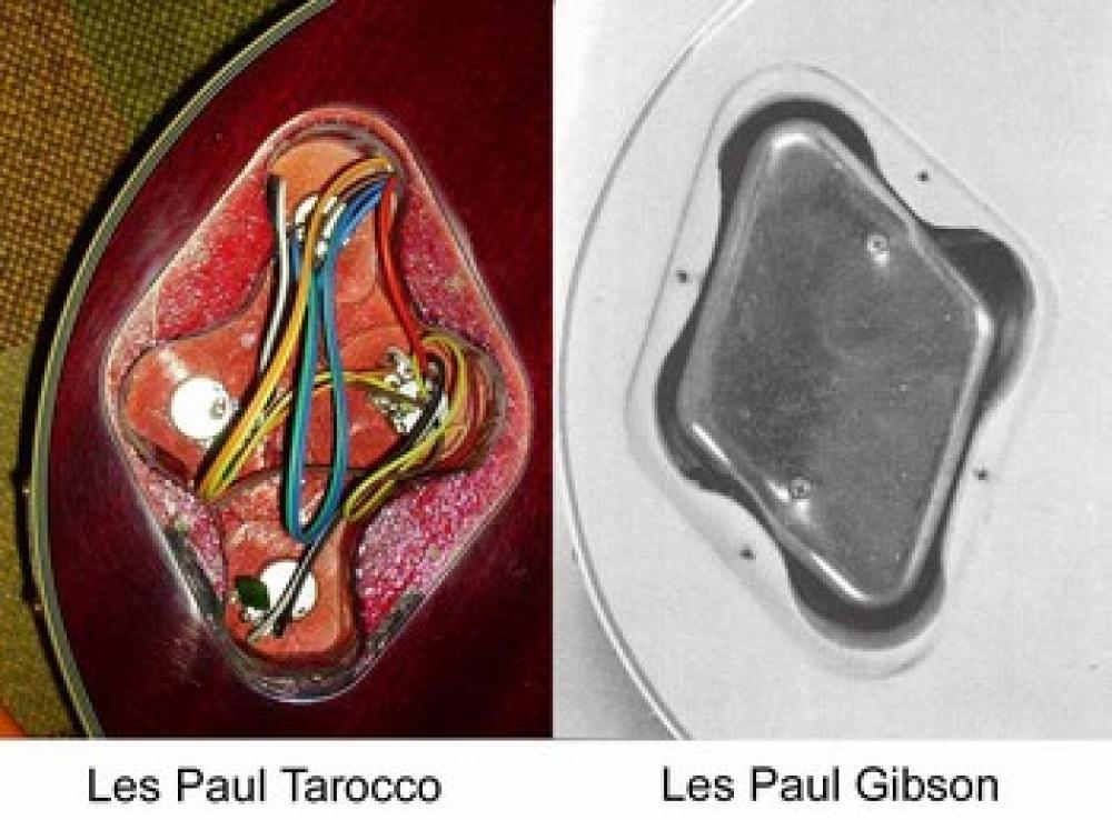 Gibson Les Paul: analisi di un tarocco