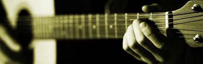 Chitarra Acustica - Insidie da pop anni '80