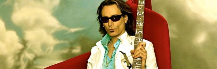 Quando il Dio della chitarra andava a lezione - Intervista a Steve Vai