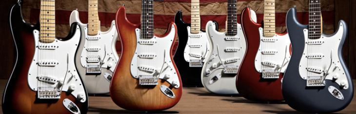 Come suona la Stratocaster?
