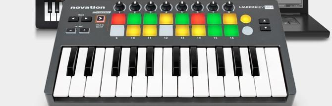 Novation - Launchkey Mini