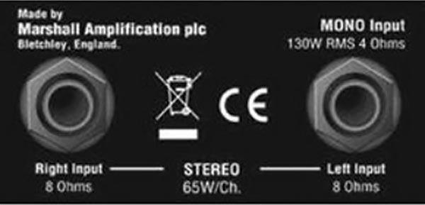 Impedenza tra stereo e mono