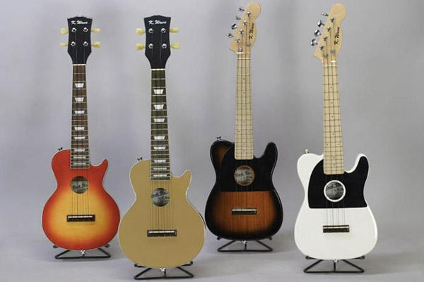 Ukulele: accordi da chitarristi