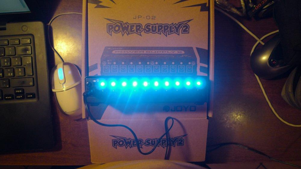 JOYO Power Supply 2 JP-02