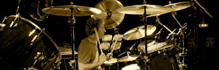 Simon Phillips: Suono & Accordatura