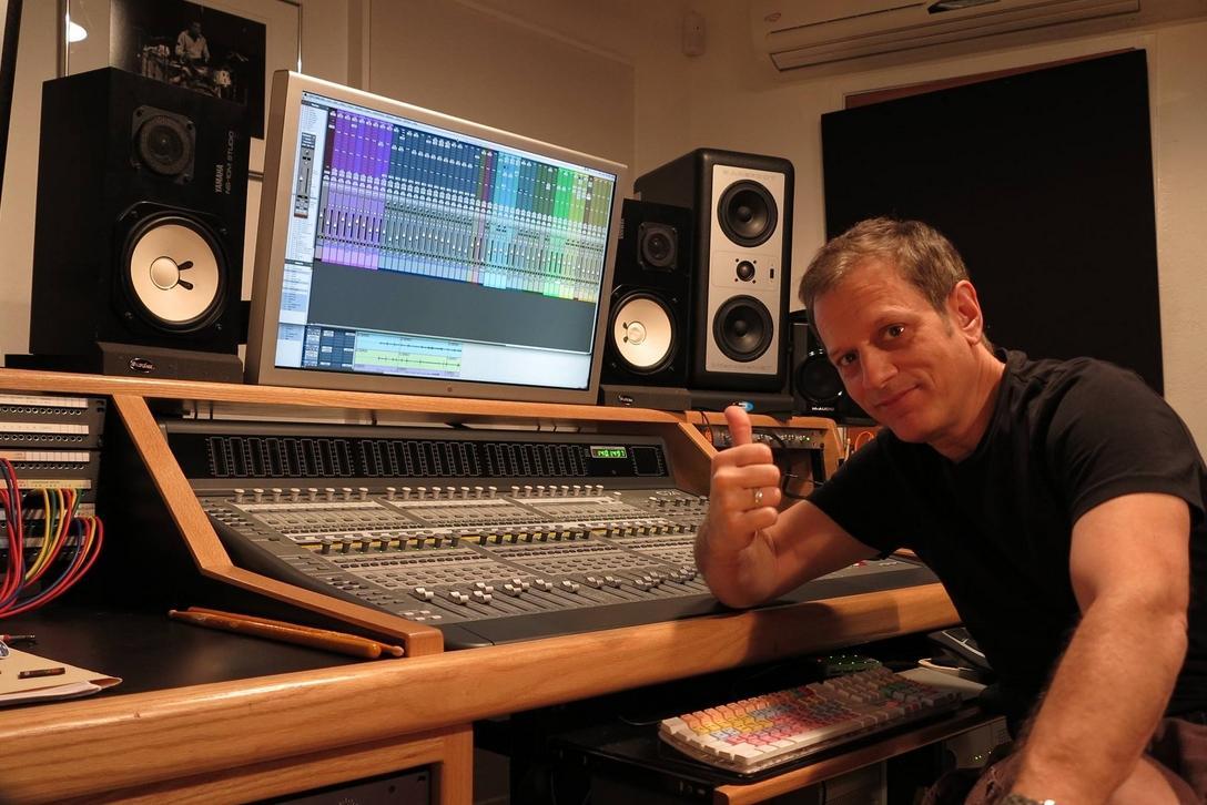 Intervista a Dave Weckl