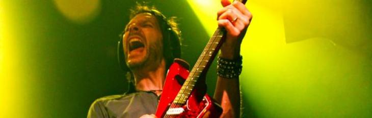 Paul Gilbert: un lick blues in cinque