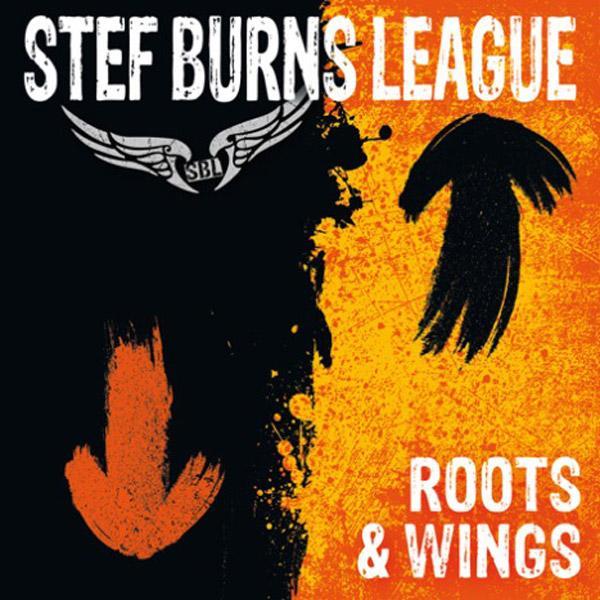 Stef Burns in tour con l'album Roots & Wings
