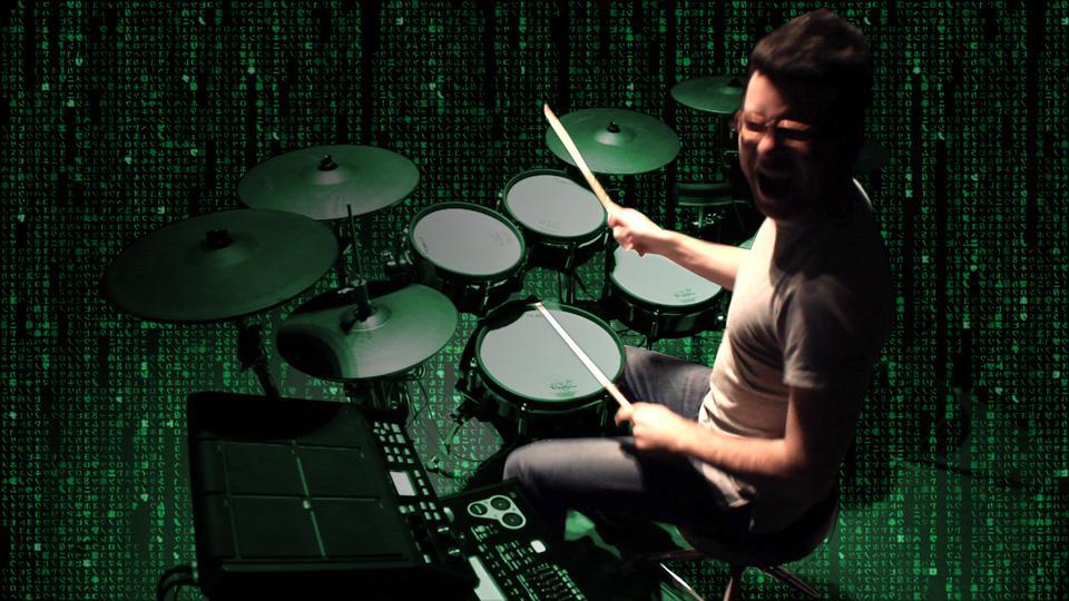 """Vadrum vs V-Drums - Qualche domanda ad Andrea """"Vadrum"""" Vadrucci"""