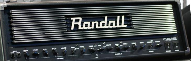 Accordo: Randall Thrasher di nome e di fatto