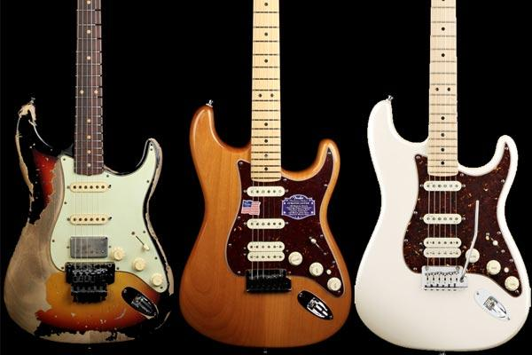 Humbucker e single coil sulla stessa chitarra