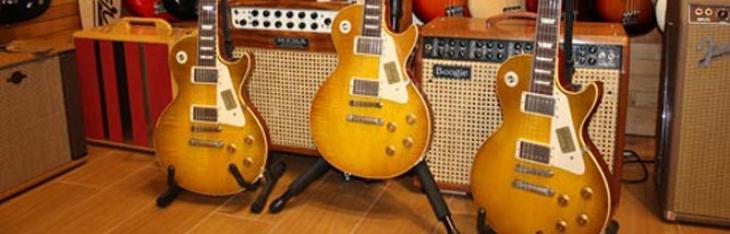Gibson Collector's Choice: repliche davvero fedeli?