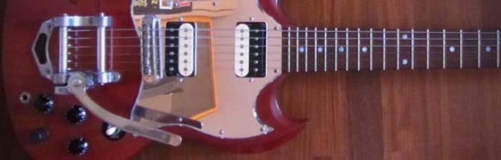 Gibson SG e Bigsby: La mia soluzione