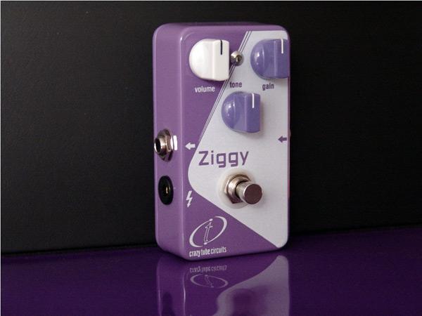 Crazy Tube Circuits Ziggy, questo sconosciuto