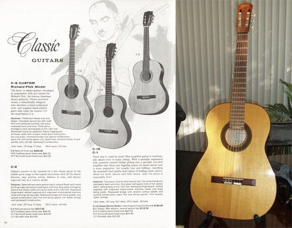 Scoperta del piezo e chitarre