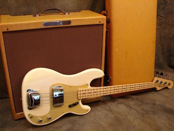 Precision Bass: storia del basso elettrico originale