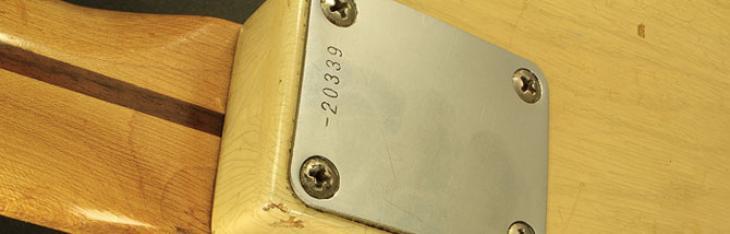 Tele numero seriale datazione