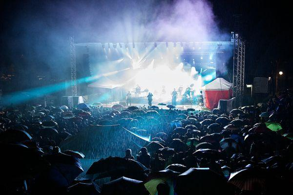 Simple Minds in concerto