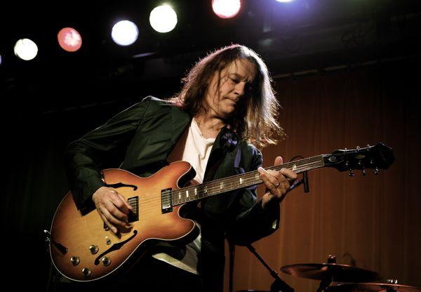 Robben Ford: Blues & arpeggi alterati