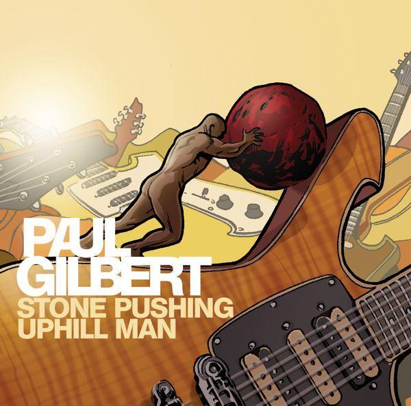 """Paul Gilbert: """"Ero una fabbrica di note perfette"""""""