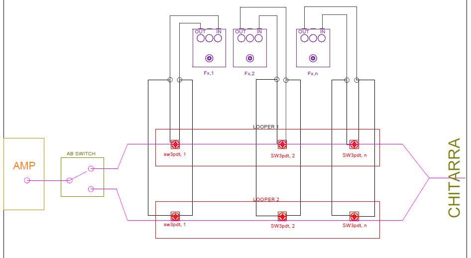 Schema Elettrico Relè : Schema elettrico rele tecno switch gestione elettrica di