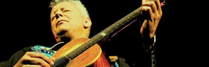 Tommy Emmanuel: sonorità da Banjo