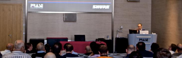 Shure by Prase meeting, 28-29 settembre 2014